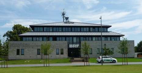 Siège et studios du BRF – La radio de la Communauté germanophone belge - 1995