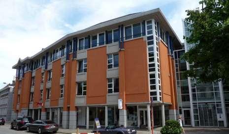 Ministère de la Communauté germanophone à Eupen – 2001-2003